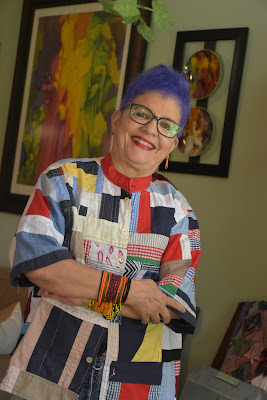 Folklorista Xiomarita Pérez