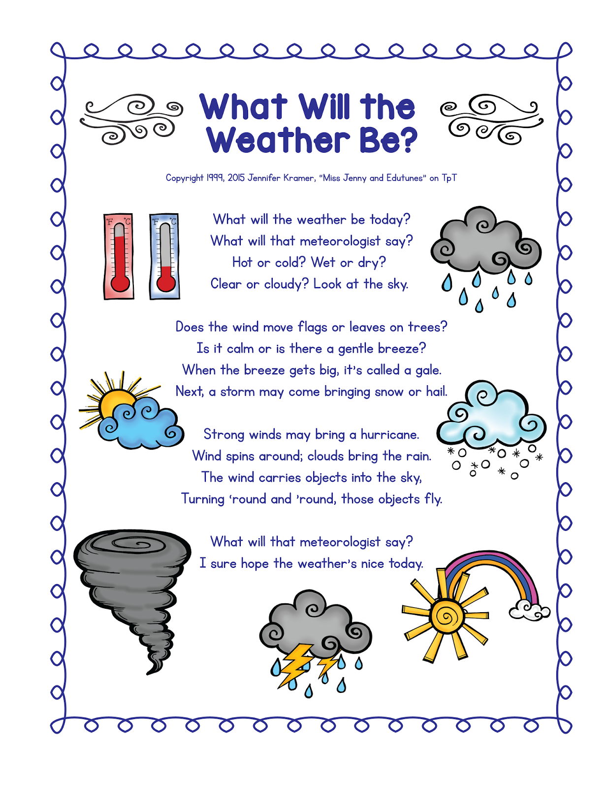 How To Use Science Songs In The Classroom From Miss Jenny