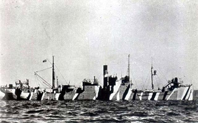 Sperrbrecher 166, sunk on 30 May 1942 worldwartwo.filminspector.com