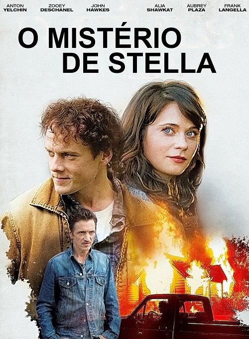 Filme Poster O Mistério de Stella HDRip XviD Dual Audio & RMVB Dublado