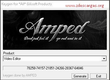 Serial GiliSoft Video Editor