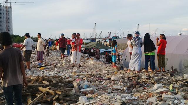 Kampung Pasar ikan Jakarta