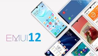 android 12 alacak huawei telefonlar