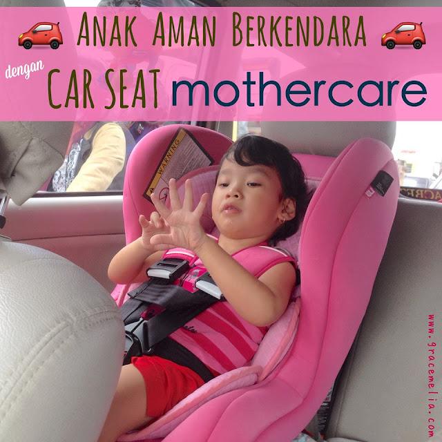Tips Memilih Car Seat