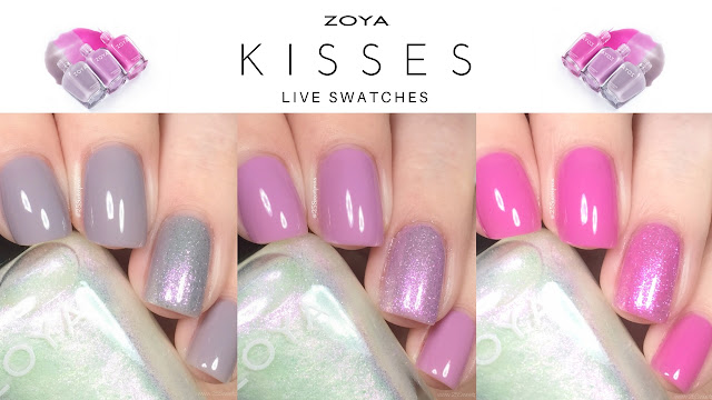 Zoya Kisses Live Swatch