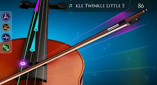 Violin Virtual Cocok Untuk Belajar Menggesek