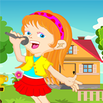 Games4King Young Singer Girl Rescue Walkthrough