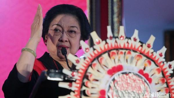 Megawati Bekali Gibran hingga Bobby Nasution di Sekolah Partai Siang Ini
