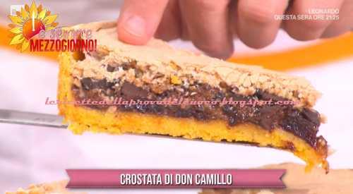 Crostata di don Camillo ricetta Daniele Persegani