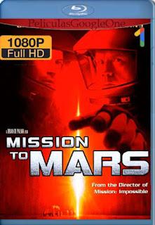 Mision A Marte[2000] [1080p BRrip] [Latino- Ingles] [GoogleDrive] LaChapelHD