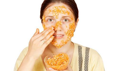 Receta de mascarilla de zanahoria antiarrugas