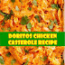 #Doritos #Chicken #Casserole #Recipe