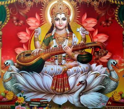 Mata Saraswati Stotram