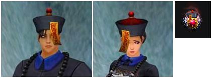 [Costume] Jiangshi(강시) Helmet