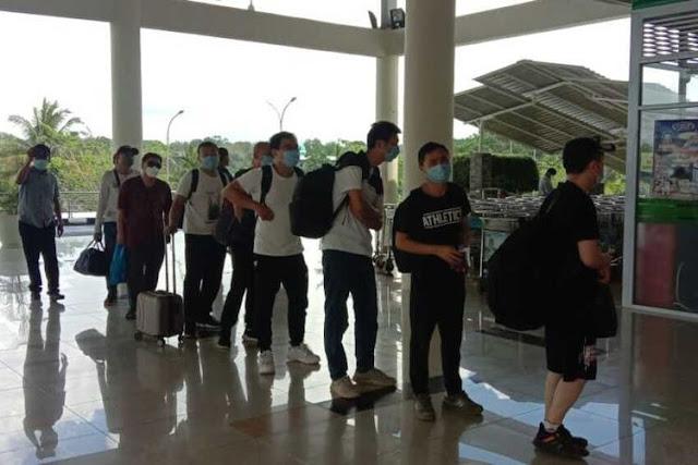 TKA China Terus Berdatangan ke Bintan di Tengah Pandemi, Total Ada 1.125 Orang