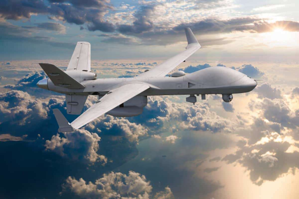 Indian Seals Sea Guardian Drones Deal With US