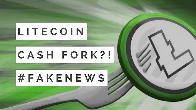 """Desas-desus """"Fork"""" Litecoin Cash: Tidak Sama Dengan Bitcoin Cash"""