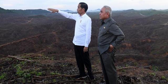 Infrastruktur Era Jokowi Terlalu Ambisius Dan Kurang Perencanaan Matang