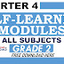 4th Quarter Self-Learning Modules Grade 2 All Subjects