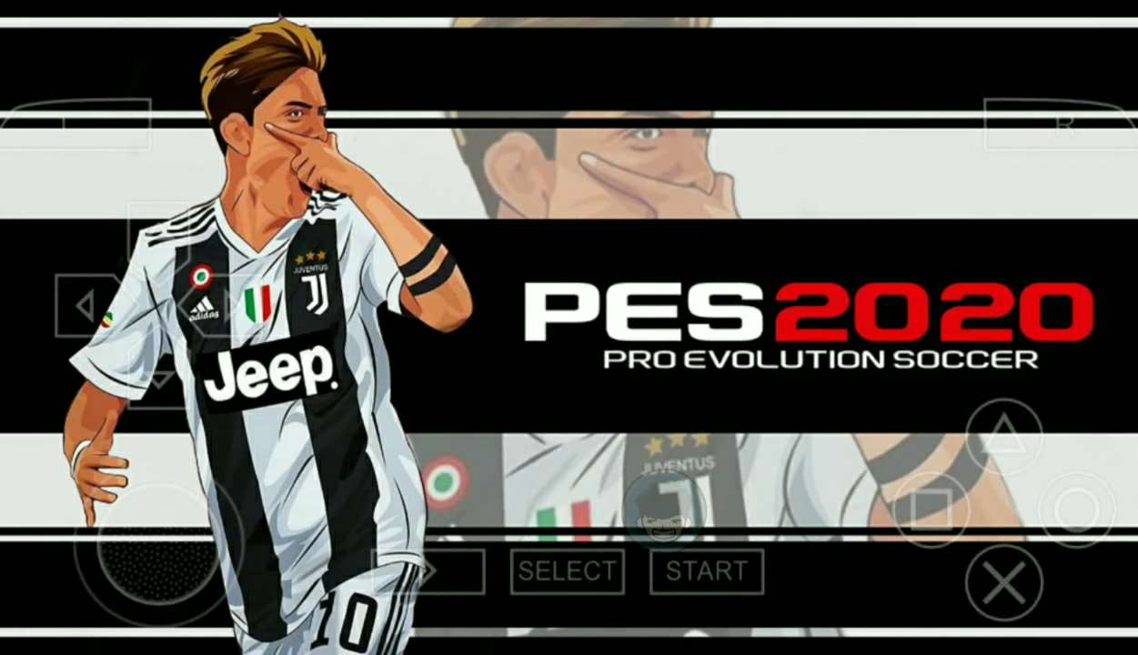 PES 2020 ISO PPSSPP 400MB FULL UPDATE TRANSFERS