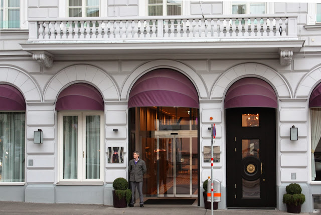 Elegantes Lifestyle Hotel im Museumsquartier Wien am Spittelberg © Copyright Monika Fuchs, TravelWorldOnline