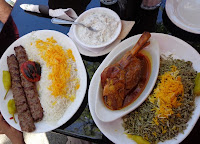 Photo of a Sample of Iranian Food