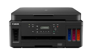 Canon PIXMA G6060 MegaTank Driver Download And Review