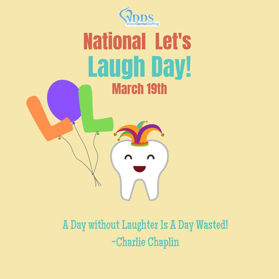 National Let's Laugh Day Wishes Images download