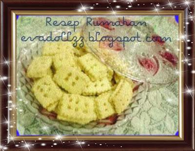 Resep Sandwich Nanas (Pineapple Sandwich)
