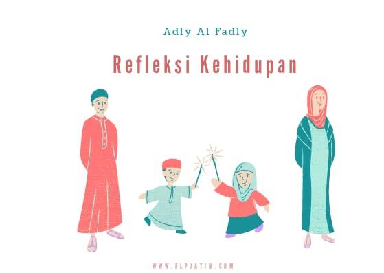 Refleksi Kehidupan; Asy Syaibani, Asy Syafi'i Dan Umat Masa Kini