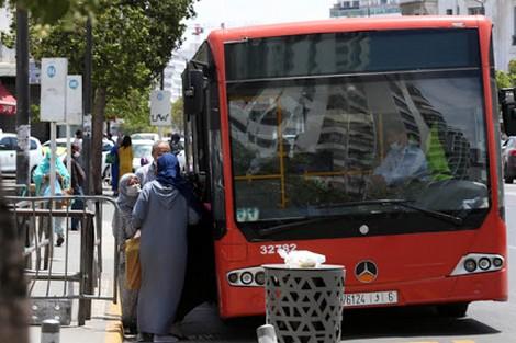 توقيف الحافلات بين المحمدية والبيضاء يربك التنقل ويغضب الركاب