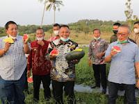 Gubernur Arinal Dukung Perkembangan Kebun Edukasi Lamsel