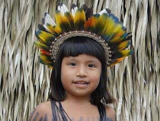 nomes indigenas letra a