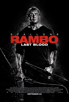 Rambo 5 Last Blood Full Movie in Hindi & English 720p, 480p, mp4, Avi, Mkv, Pre DVD leaked by tamilrockers