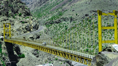 KARAKORAM HIGH WAY VIDEO