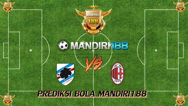 AGEN BOLA - Prediksi Sampdoria vs AC Milan 24 September 2017