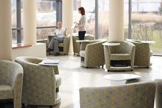 Global Sirena Lobby Furniture