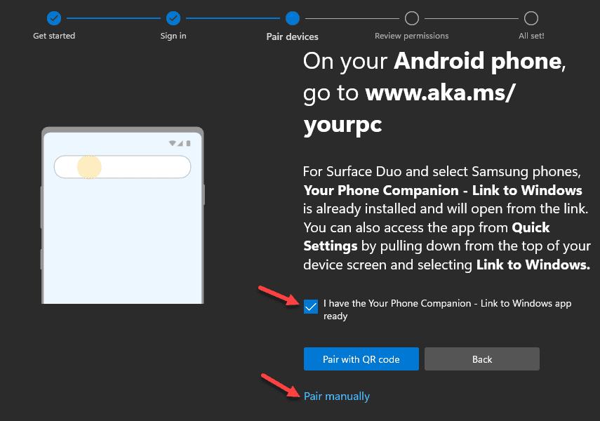 Tiết lộ cách liên kết thiết bị Android với Windows 11 mới nhất   BeeTechz