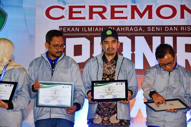 UIN Ar-Raniry Rebut Empat Medali pada PIONIR IX Malang