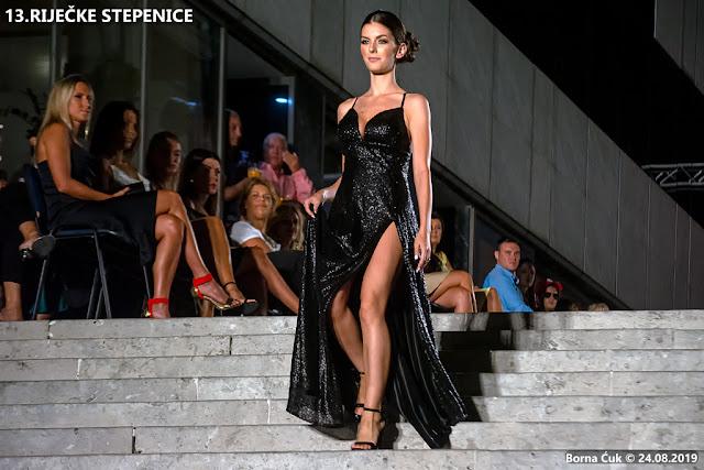 Modna revija Riječke stepenice