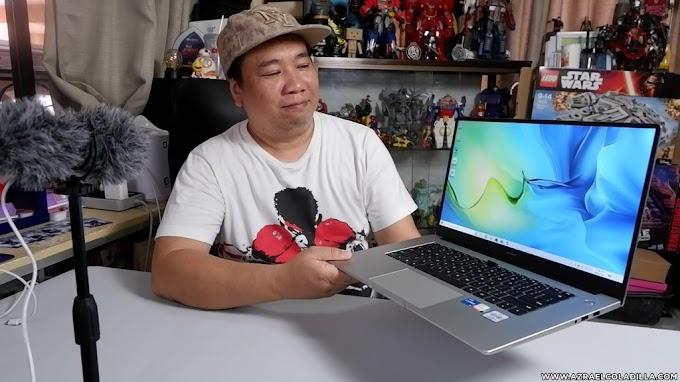 Huawei Matebook D15 2021 - laptop review
