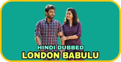 London Babulu Hindi Dubbed Movie