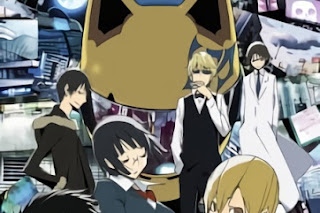 Durarara!! Batch Subtitle Indonesia