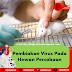 Pembiakan Virus Pada Hewan Percobaan