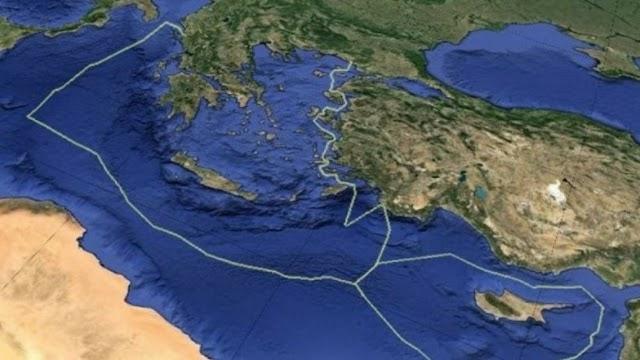 ΑΟΖ ή Υφαλοκρηπίδα; Η Εθνική στρατηγική στην χάραξη θαλάσσιων συνόρων
