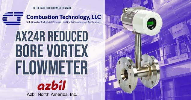 AX24R Multivariable Reduced Bore Vortex Flowmeter