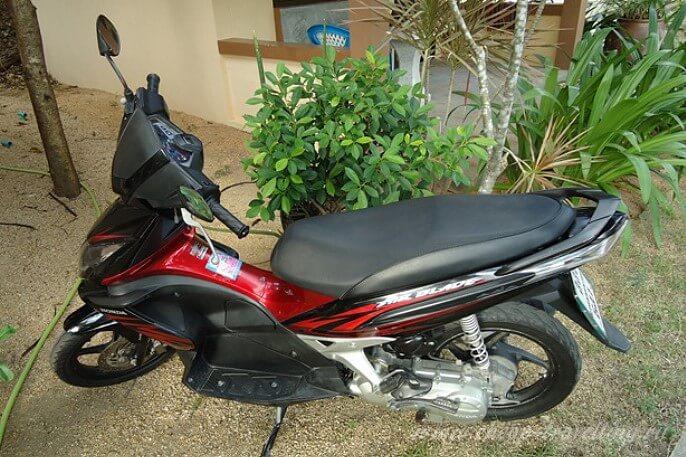 "bike ""Honda air blade"""