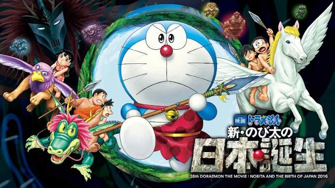 Doraemon The Movie – Nobita and the Birth of Japan Hindi – Tamil – Telugu FHD