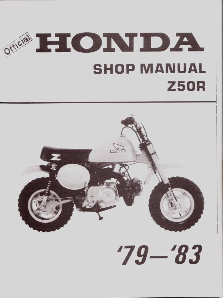 This book was designed to be used by Honda's certified motorcycle  technicians, and mechanics and not really meant for the public as it has  some confusing ...