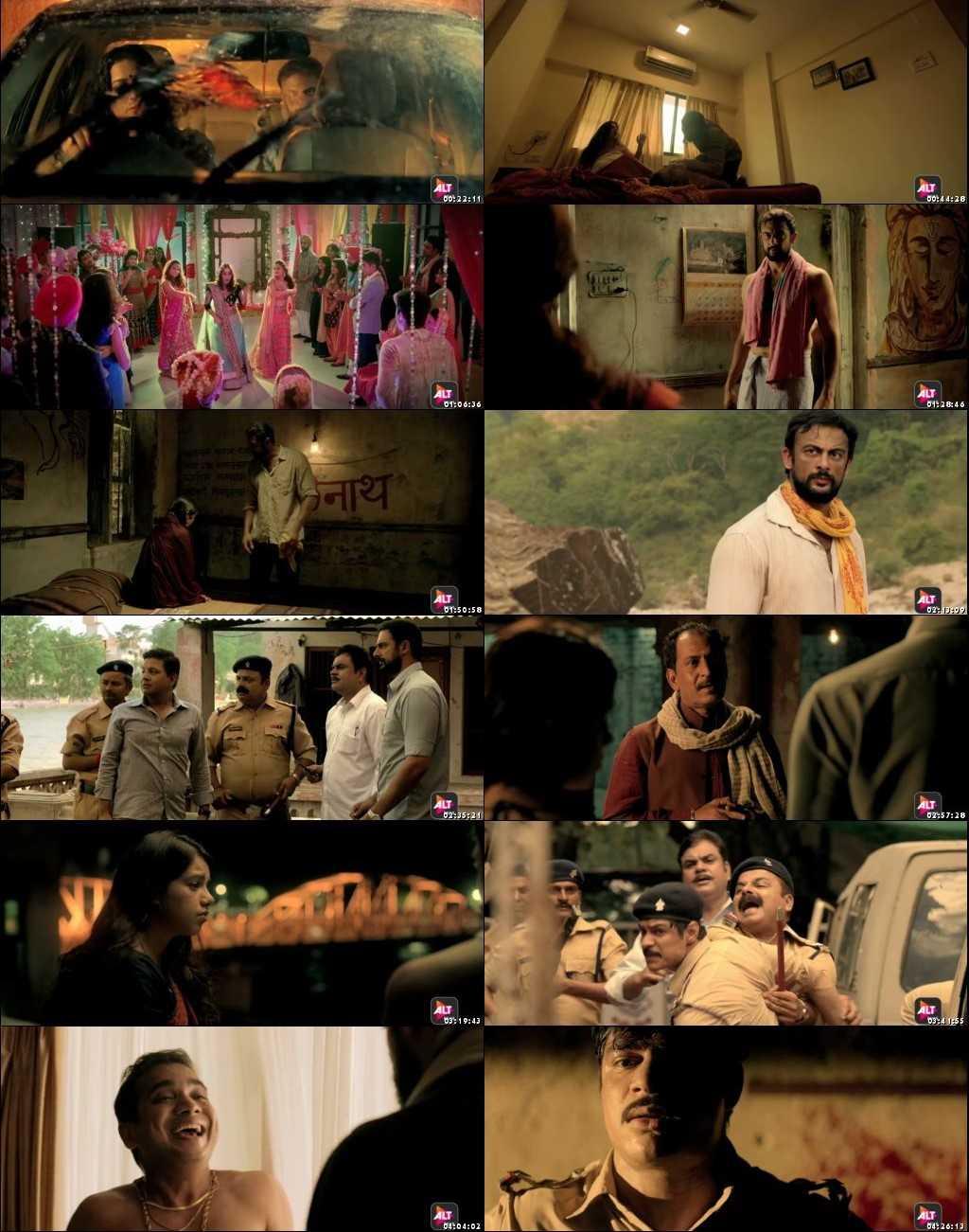 Apharan (2018) Season 1 Screenshots